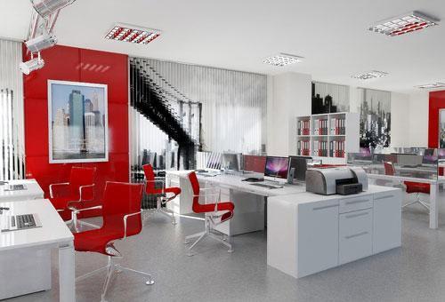 Дизайн интерьера как важный элемент корпоративного имиджа