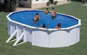 Готовим каркасный бассейн к зиме
