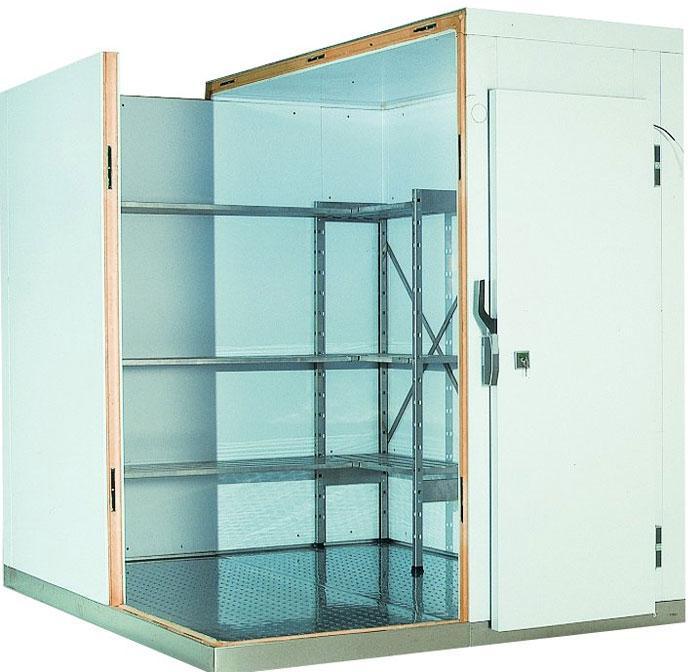 Холодильная камера для медицинских препаратов. Фото: mincold.com.ua
