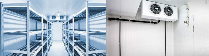 Холодильные камеры для дома и бизнеса