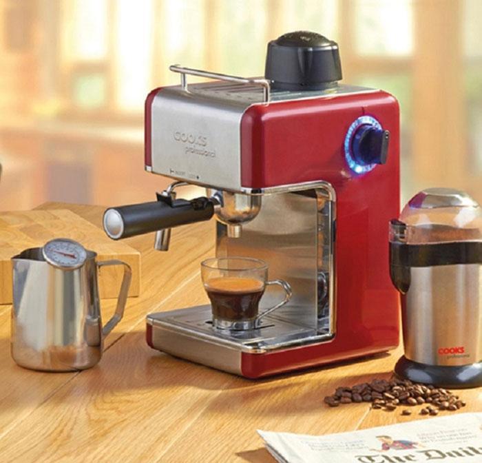 Правила обслуживания кофемашин