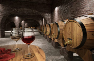 Бочка для вина