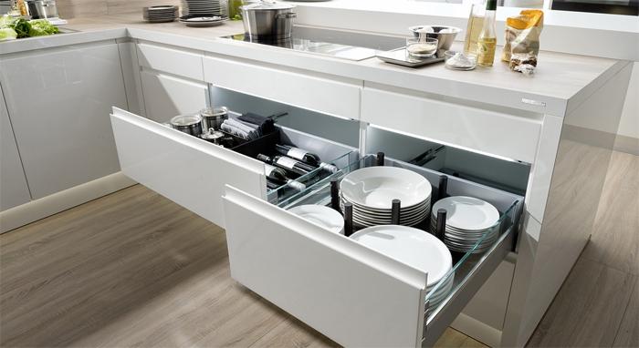 Дизайн современной кухни: специфика и особенности
